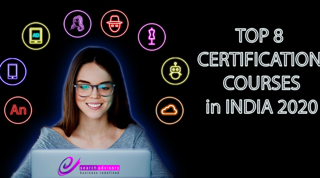 Top 8 Certification Courses