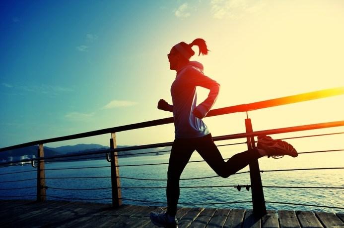 perdere peso nelle gambe facendo jogging