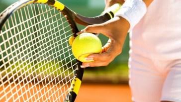come dimagrire giocando a tennis