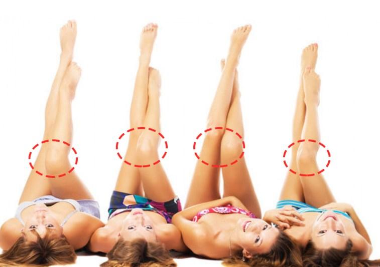 esercizi per dimagrire le ginocchia velocemente