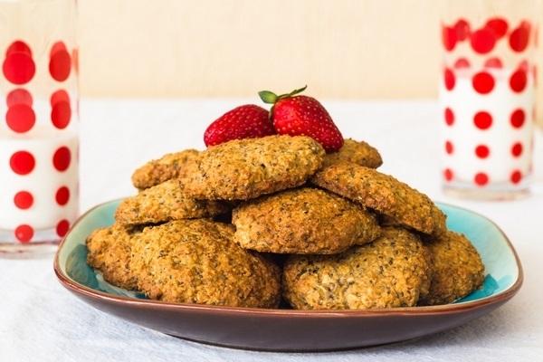 semi di chia per dimagrire ricetta biscotti ai semi di chia