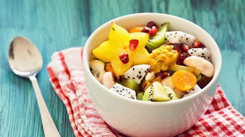 ricetta con frutta esotica