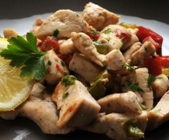 ricetta pollo dieta sirt