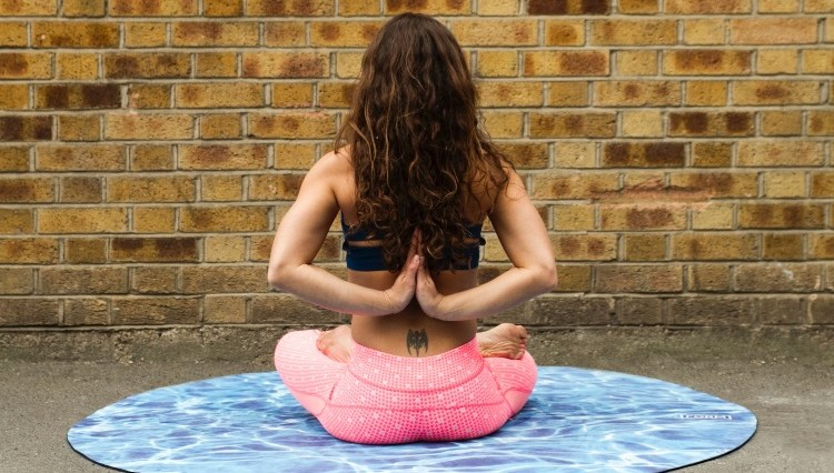 power yoga meditazione