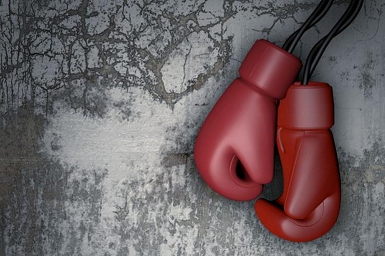 kick boxing femminile