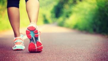 camminata veloce per dimagrire