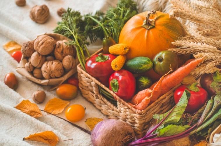 dieta d'autunno alimenti