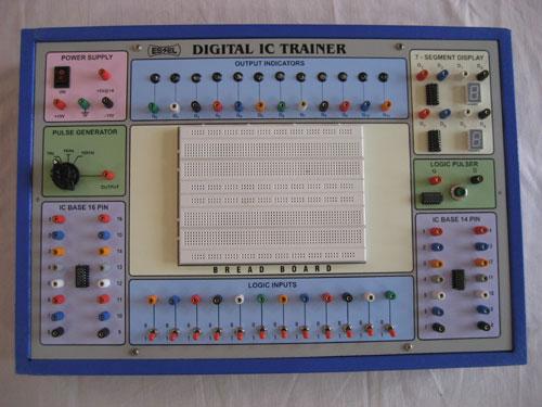 Electronic Circuit Logic Gates