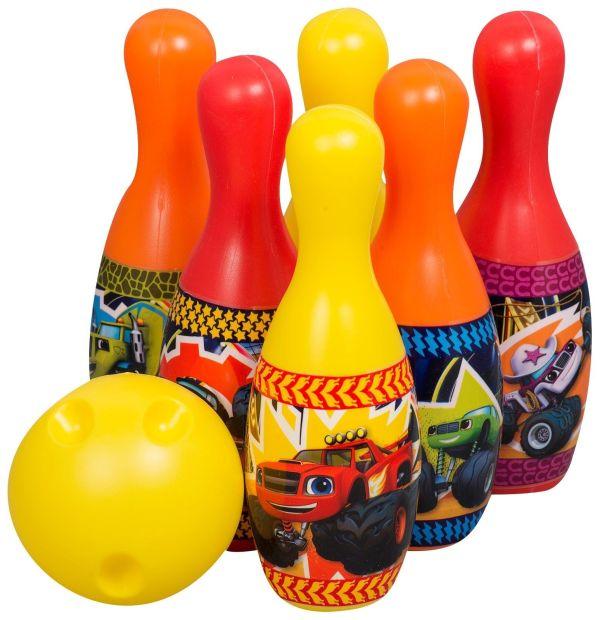 Gro Pins Minnie Mouse Bowling Kegeln Set Dchen Kinder