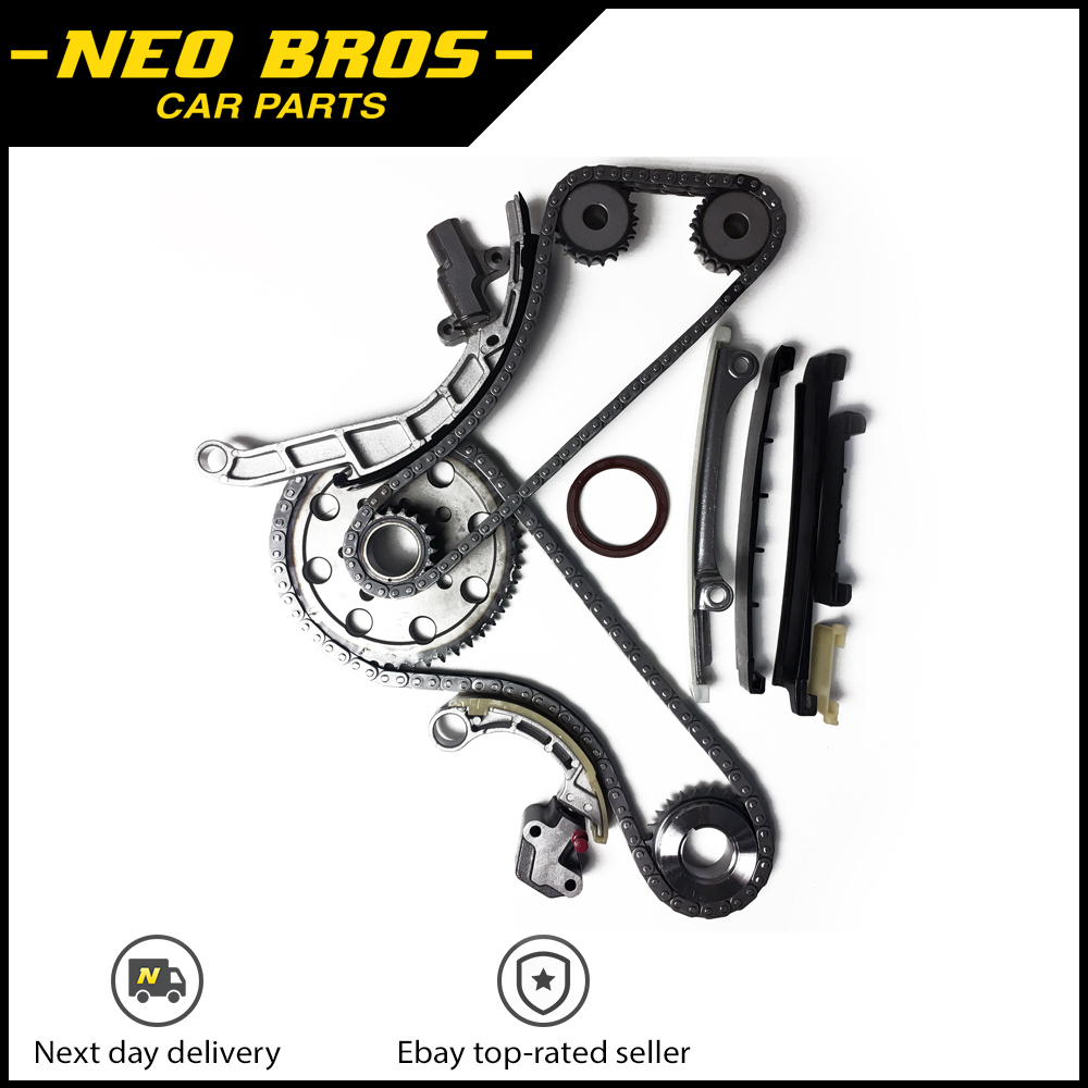 Engine Timing Chain Kit for Nissan Navara D22 D40