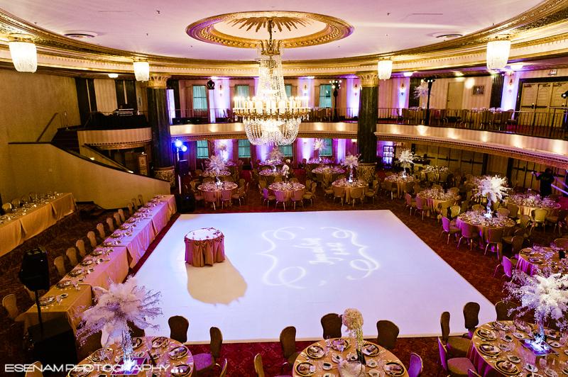 Scott  Joyce St Mark Coptic Orthodox Church  InterContinental Chicago Wedding Chicago