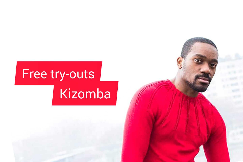 Gratis proeflessen Kizomba met internationaal docent Lloyd Winter (GEANNULEERD WEGENS CORONACRISIS)