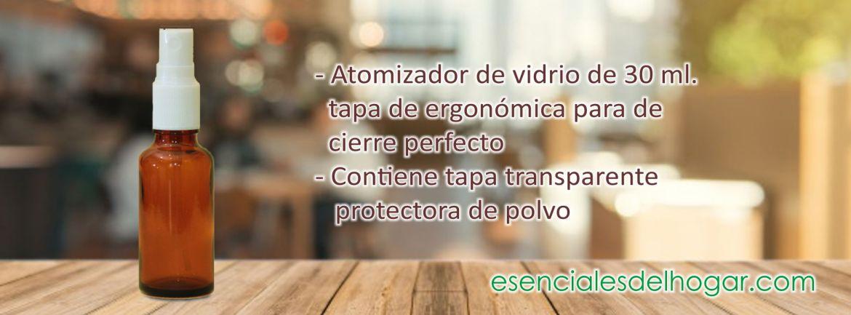 vial atomizador