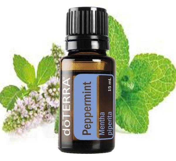 Peppermint aceite esencial