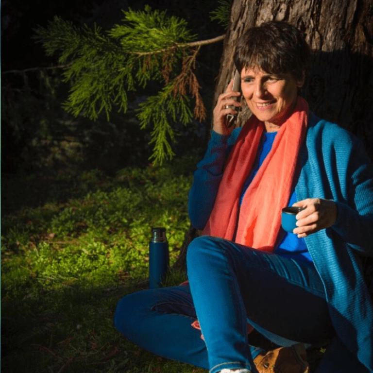 consulta online o por teléfono con Laure Ferrié