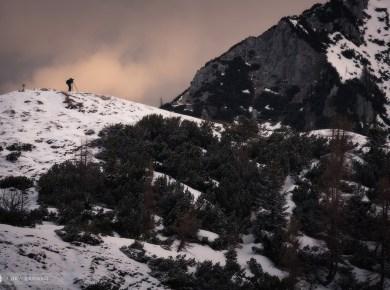 Winter photo workshops Julian Alps