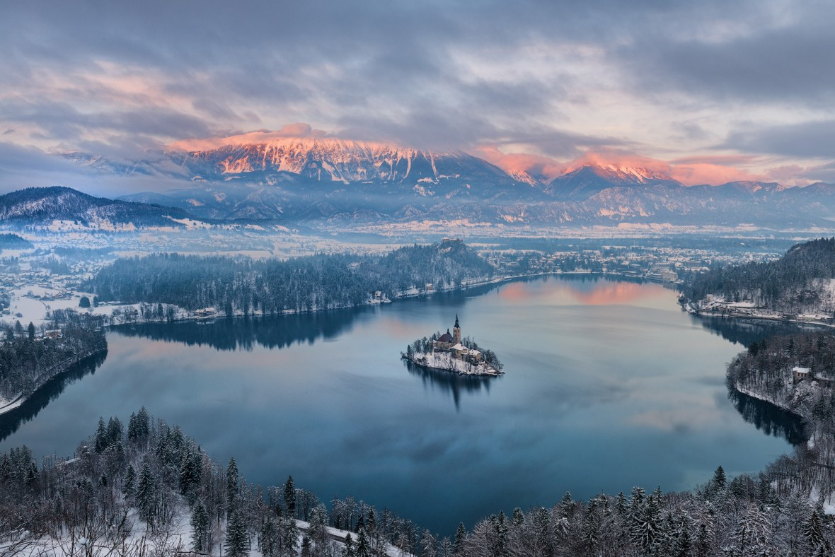 Winter in Slovenia photography workshop