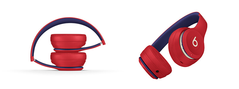 Beats Solo 3 Wireless 耳罩式無線藍牙耳機-Beats Club Collection | 先創國際