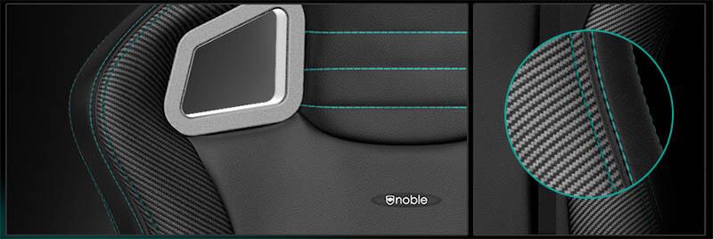 noblechairs 皇家EPIC電競賽車椅-2021賓士AMG Petronas 車隊聯名款|先創國際