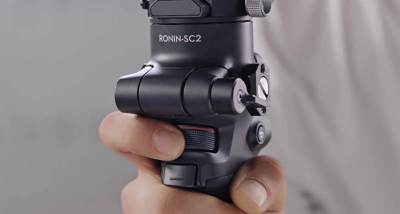 DJI RSC 2 可折疊相機穩定器|前置撥輪對焦|先創國際