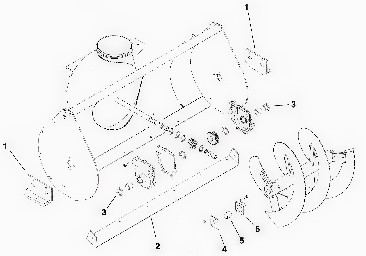 Mtd Snow Blower Wiring Diagram MTD Snowblower 31B 140 0.00