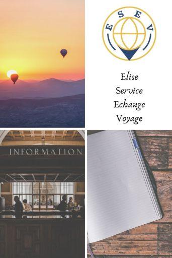 Mes 3 valeurs pour mon entreprise de travel planner : transparence, échange et personnalisation.