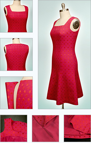 Image Result For How To Sew A Zipper In A Dress With Lining