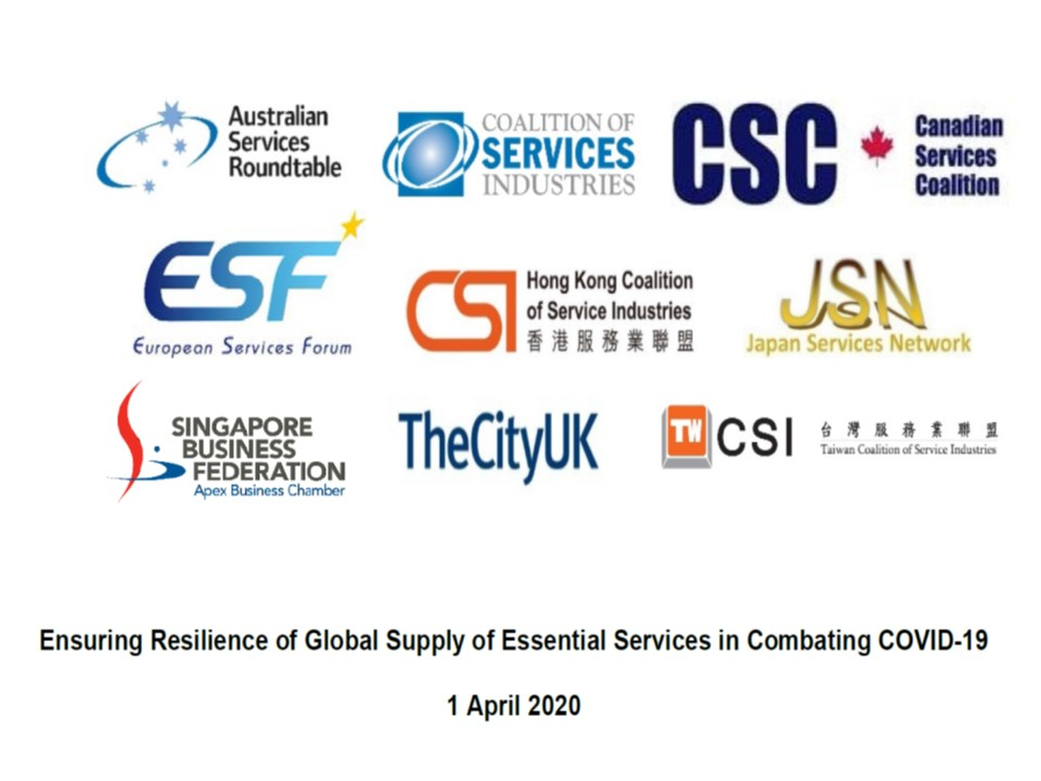 GSC Statement on Essential Services to fight COVID19