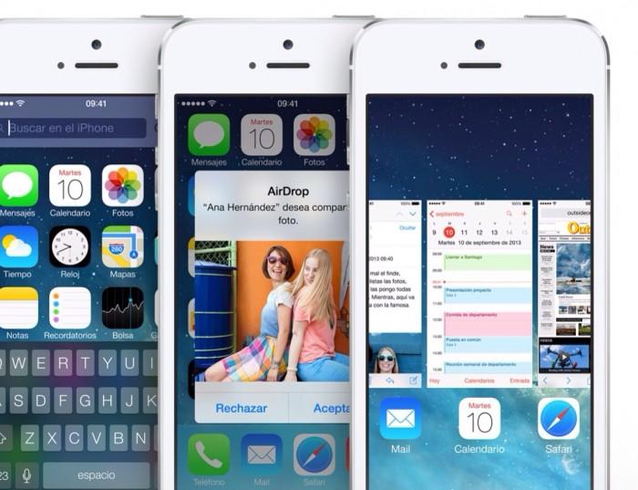 iOS 7 sera obligatorio 1 Febrero 2014
