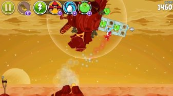 Angry Birds Space 2 Gratis