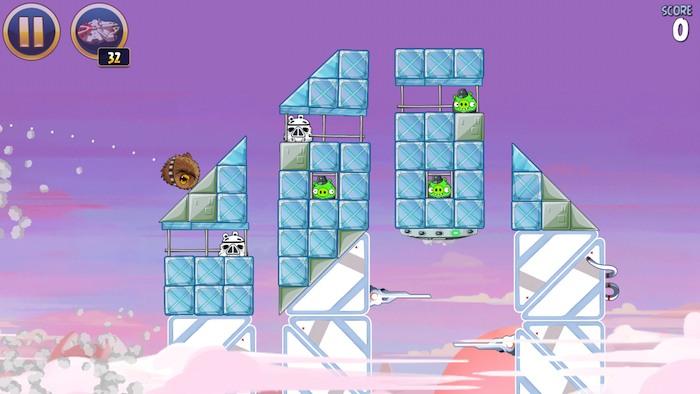 Angry Birds Star Wars Cloud City 2