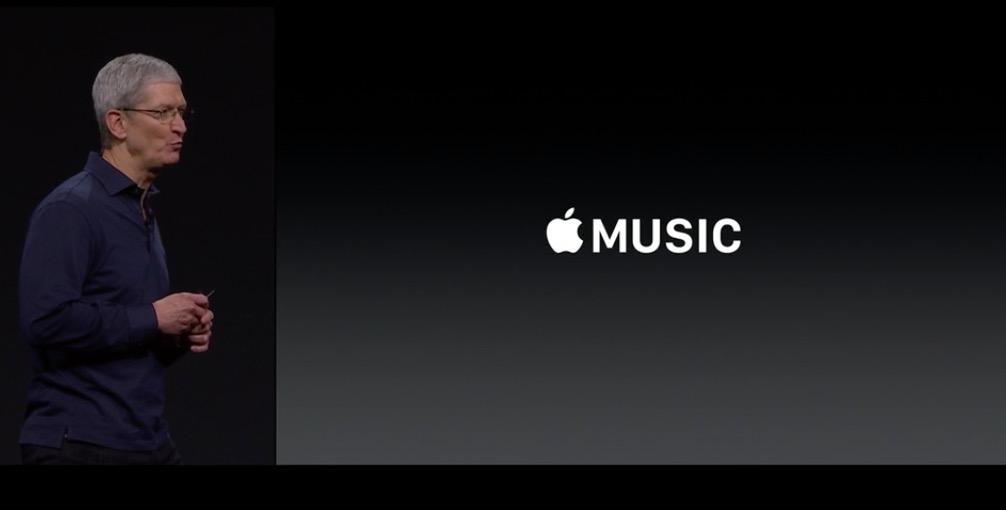 Apple Music WWDC 15