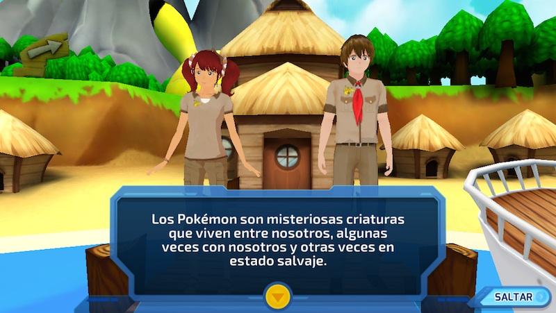 Campamento Pokemon 3