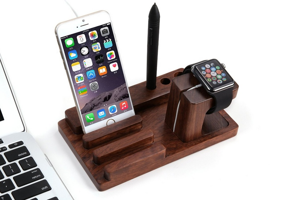 docks para el Apple Watch ELTD