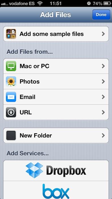 Files App 1