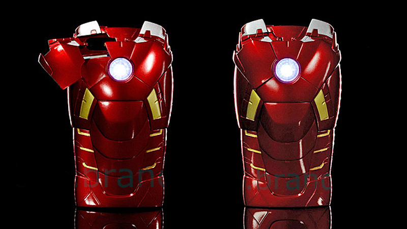Funda Iron Man