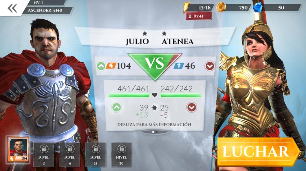 Gods of Rome 2