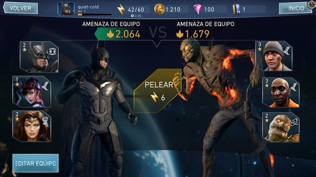 Injustice 2 Mobile - iPhone