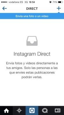 Instagram Direct 3