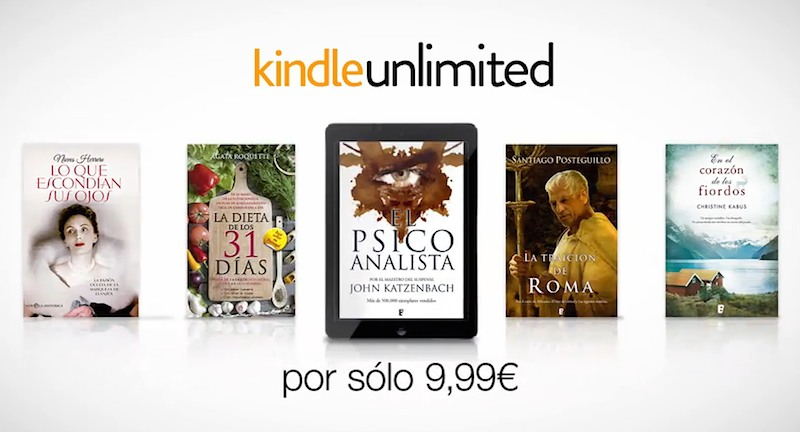 Kindle Unlimited 2