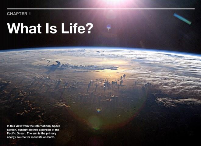 Life on earth 1
