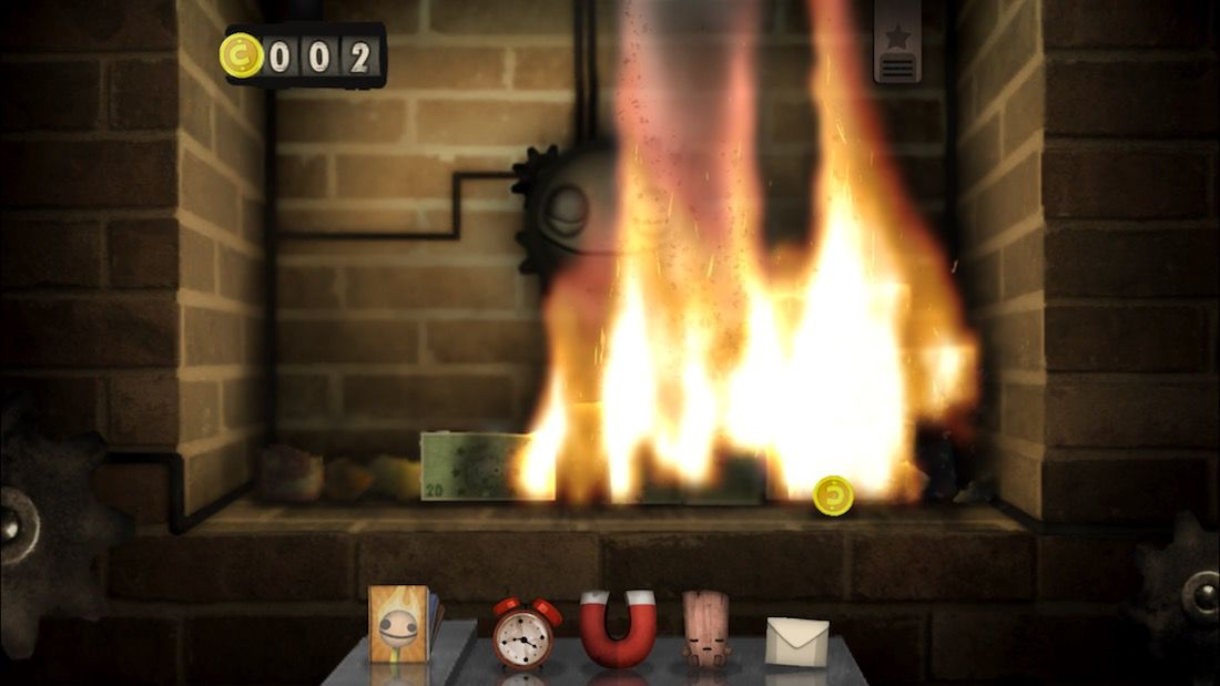 Little Inferno iOS