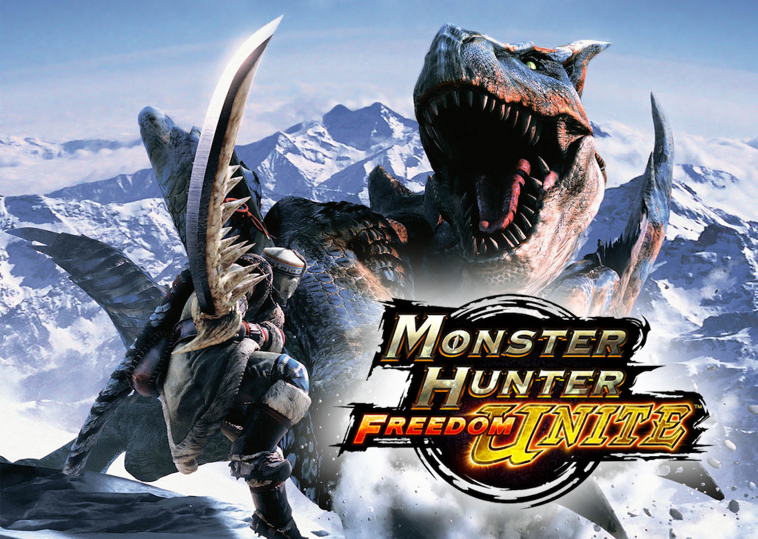 MONSTER HUNTER FREEDOM UNITE para iOS
