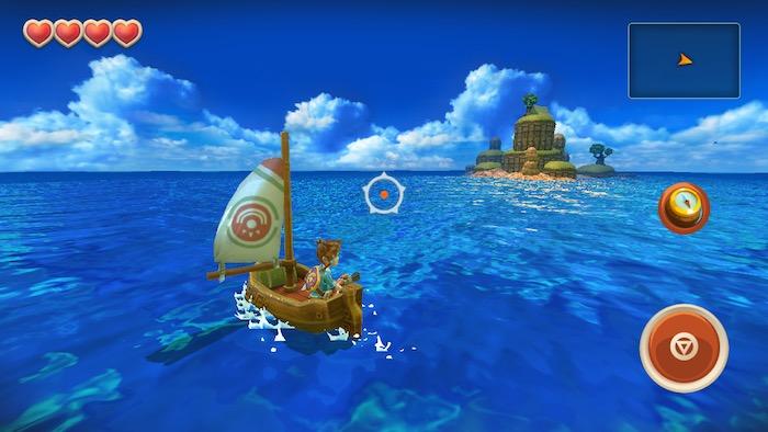 Oceanhorn GOTY 1