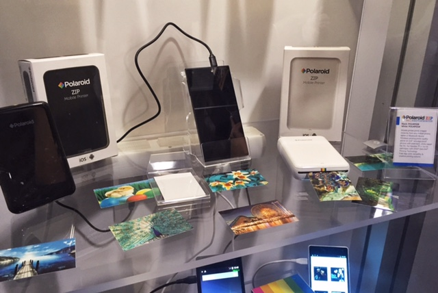 Polaroid Zip MWC15