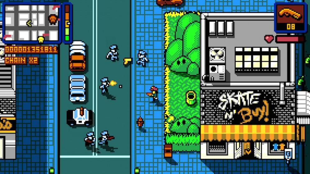 Retro City Rampage - juegos iOS