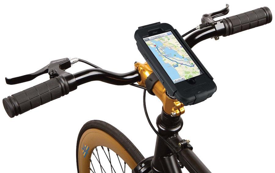 iPhone para el deporte bici