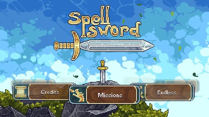 Spell Sword 1