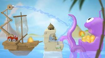 Sprinkle Island iOS