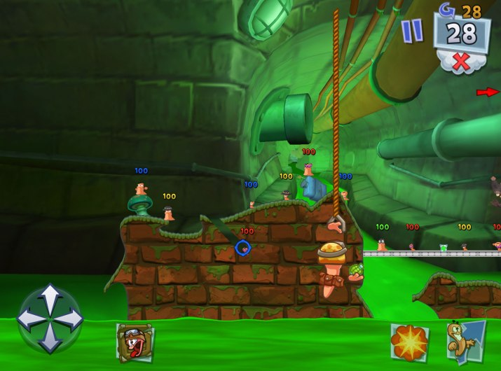 Worms 3 2